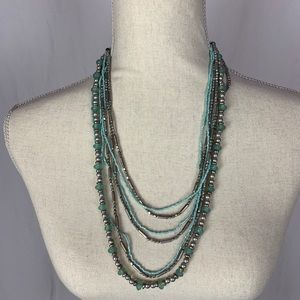 Jewelry - Long layered necklace